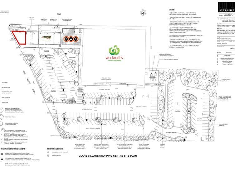 Tenancy 1, 47 Old North Road Clare SA 5453 - Floor Plan 2