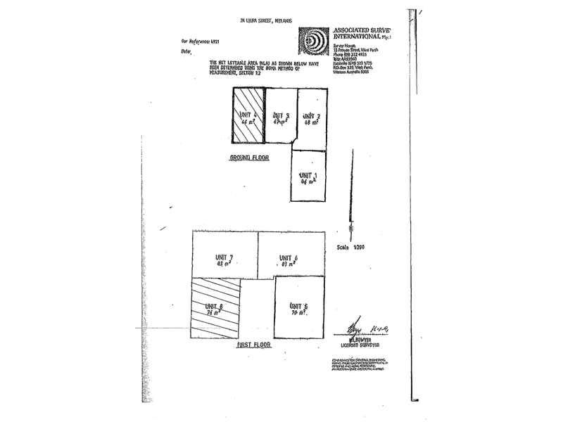 24 Leura Street Nedlands WA 6009 - Floor Plan 2