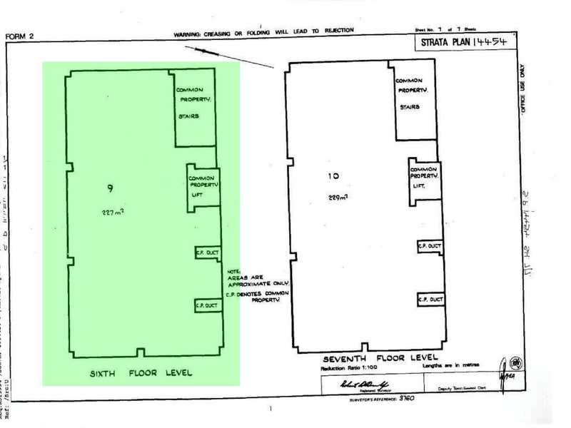 Level 6, 55 York Street Sydney NSW 2000 - Floor Plan 2