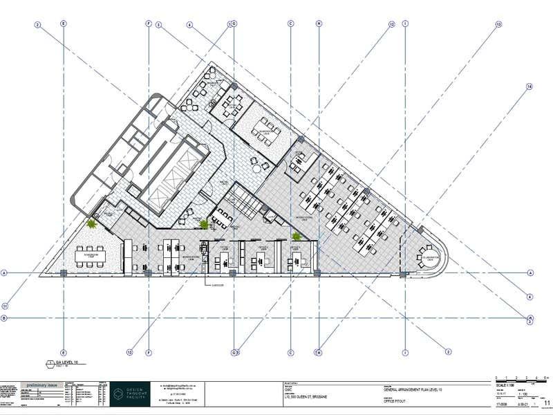 500 Queen Street Brisbane City QLD 4000 - Floor Plan 2