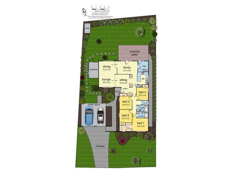 235 Hawthorn Road, Vermont South, Vic 3133 - floorplan