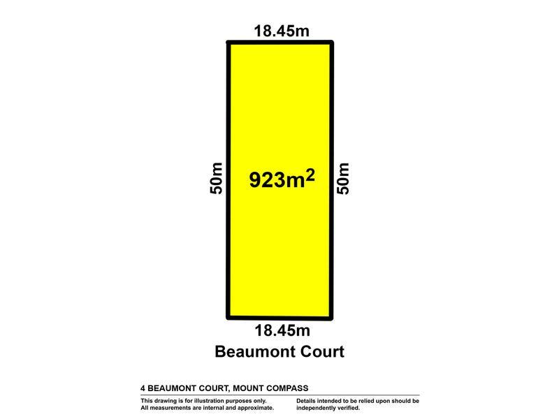 4 Beaumont Court, Mount Compass, SA 5210