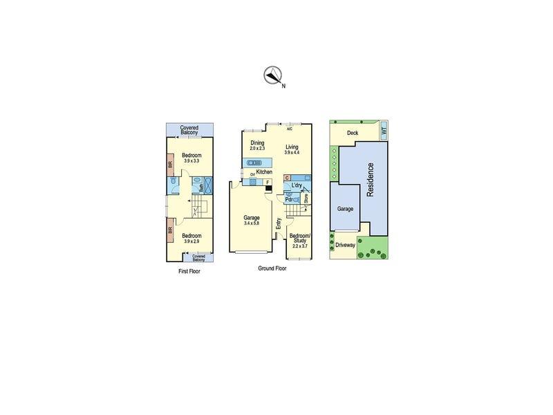7 Ruby Lane, Greensborough, Vic 3088 - floorplan