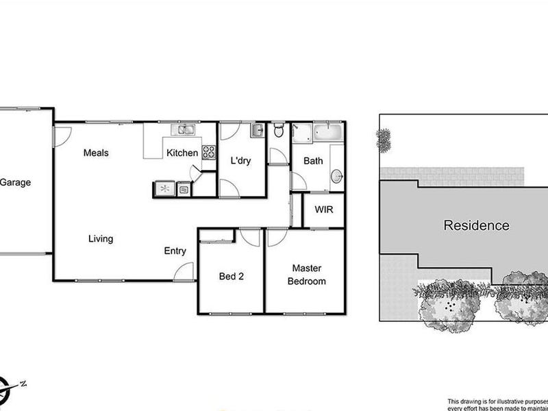 12 Enfield Place, Forest Hill, Vic 3131 - floorplan