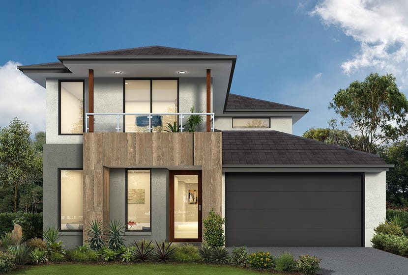 Aqua Home Design & House Plan by Neptune Homes