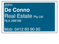 John De Conno Real Estate Pty Ltd
