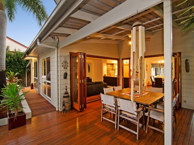 Outdoor living design with deck from a real Australian ... on Aust Outdoor Living id=78078