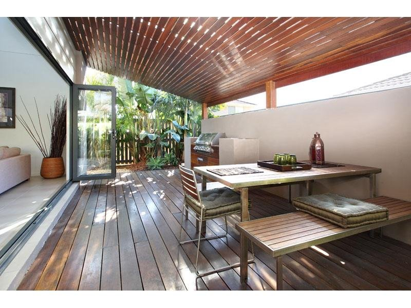 Outdoor living design with bbq area from a real Australian ... on Aust Outdoor Living id=13221
