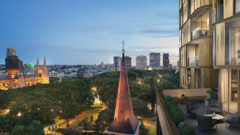 King & Philip , Sydney NSW
