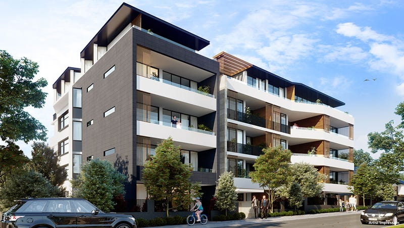 Urbain Residences, Crows Nest NSW